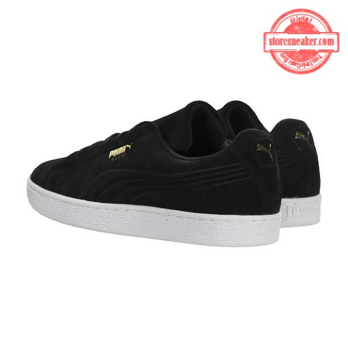 Puma ⁄ Suede Classic Debossed ⁄ With Nice Model  - Puma ⁄ Suede Classic Debossed ⁄ With Nice Model-01-4