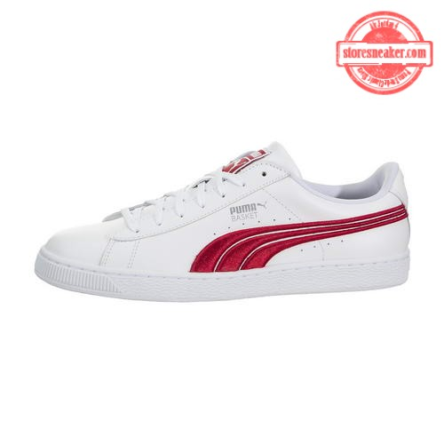 Puma Basket Classic ⁄ Badge ⁄ At a Discount Of  - Puma Basket Classic ⁄ Badge ⁄ At a Discount Of-01-0
