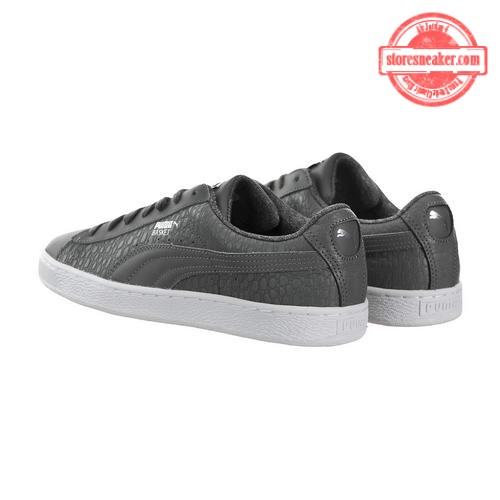 Puma ↓ Basket Classic Textured With Nice ↓ Price  - Puma ↓ Basket Classic Textured With Nice ↓ Price-01-4