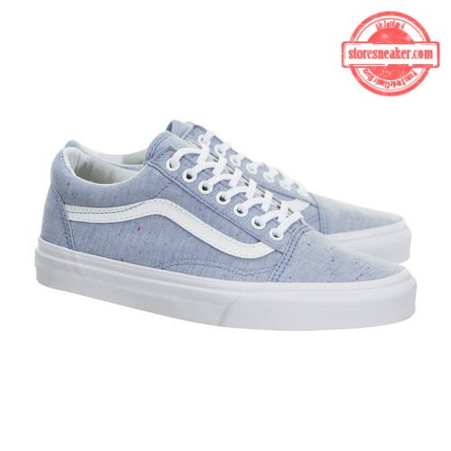 Vans ♥ Old ♥ Skool (Speckle Jersey) At a Discount  - Vans ♥ Old ♥ Skool (Speckle Jersey) At a Discount-01-2