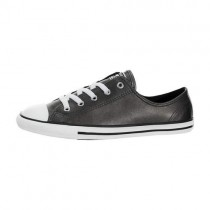 Converse Chuck ¤ Taylor ¤ Dainty Metallic Leather Low With Half-Price-20