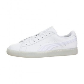 Puma ★ Basket ★ Classic Badge Iced With Reduced Price